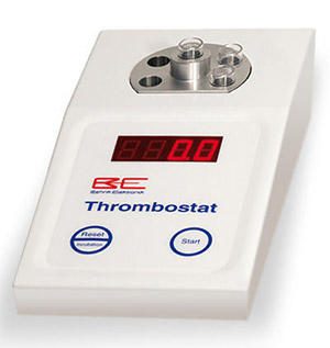 Behnk elektronik thrombostat